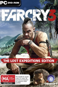 Far Cry 3: The Lost Expeditions (Uplay key) -- RU