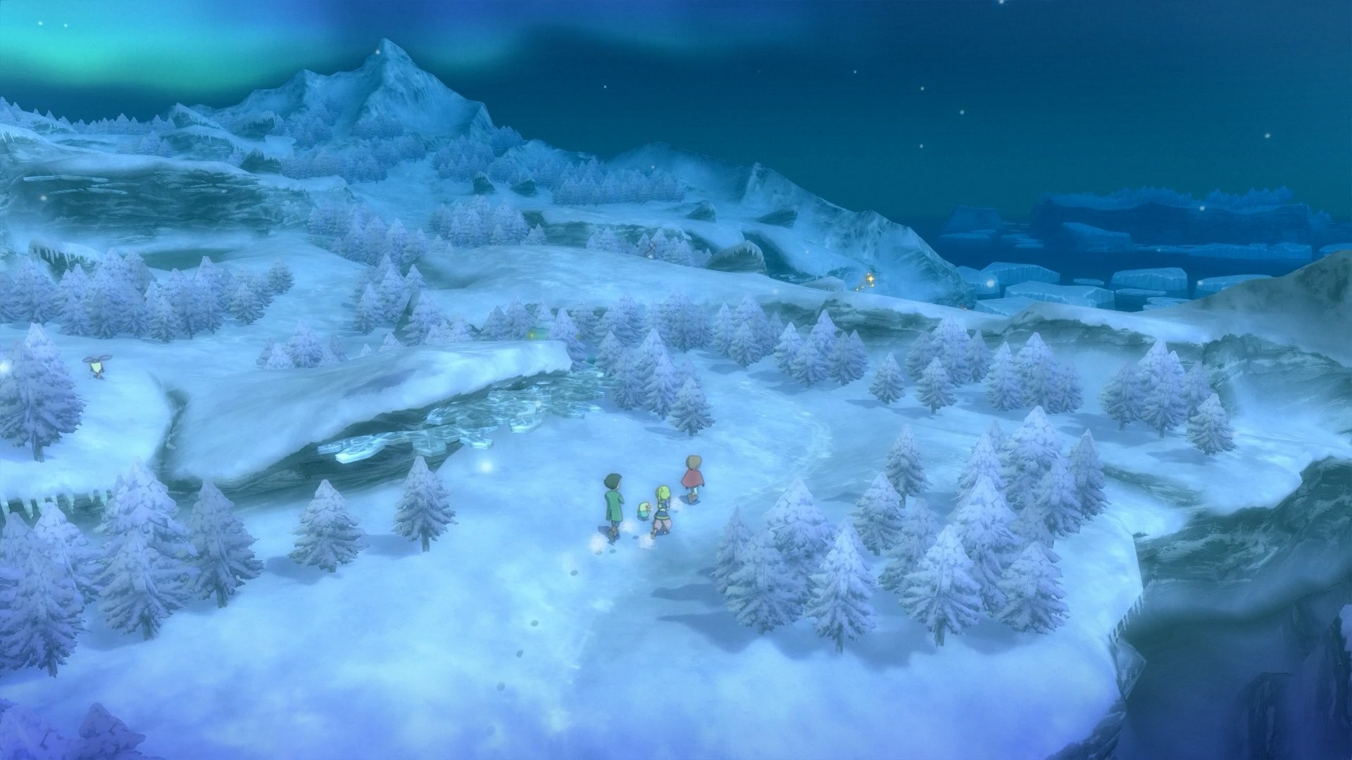 Ni no Kuni Wrath of the White Witch Remastered -- RU