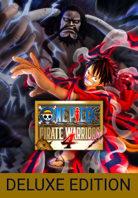 One Piece: Pirate Warriors 4 - Deluxe Edition -- RU