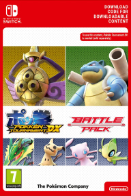 Pokken Tournament DX Battle Pack (Nintendo key) -- RU