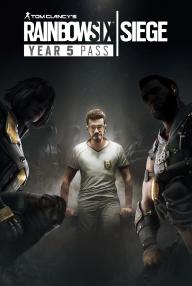 Tom Clancy's Rainbow Six: Siege - Year 5 Pass -- RU