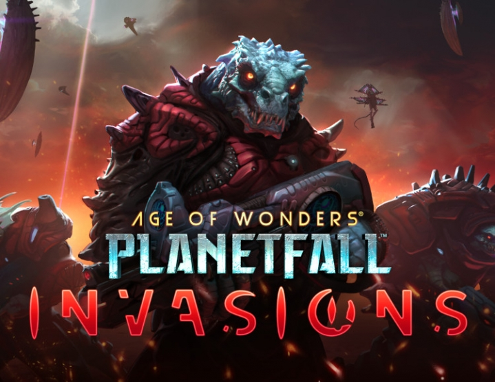 Age of Wonders Planetfall  Invasions (Steam key) -- RU
