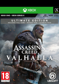 Assassins Creed: Valhalla Ultimate Edition Xbox -- RU