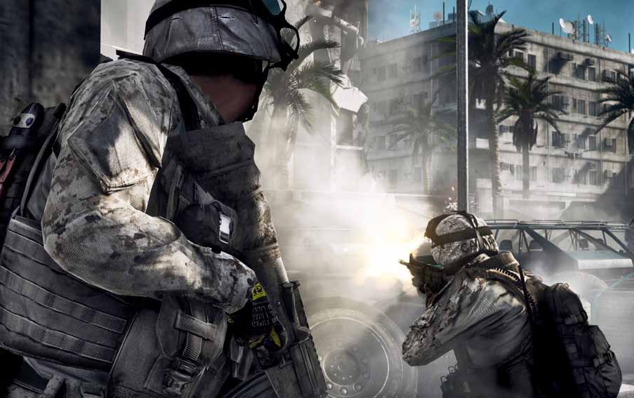 Battlefield 3 RU (Origin account) Full accsess
