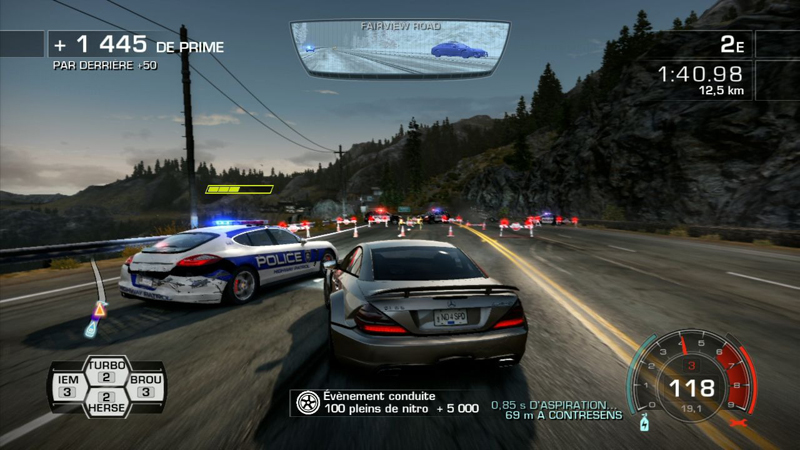 Need For Speed - Hot Pursuit (Origin account)
