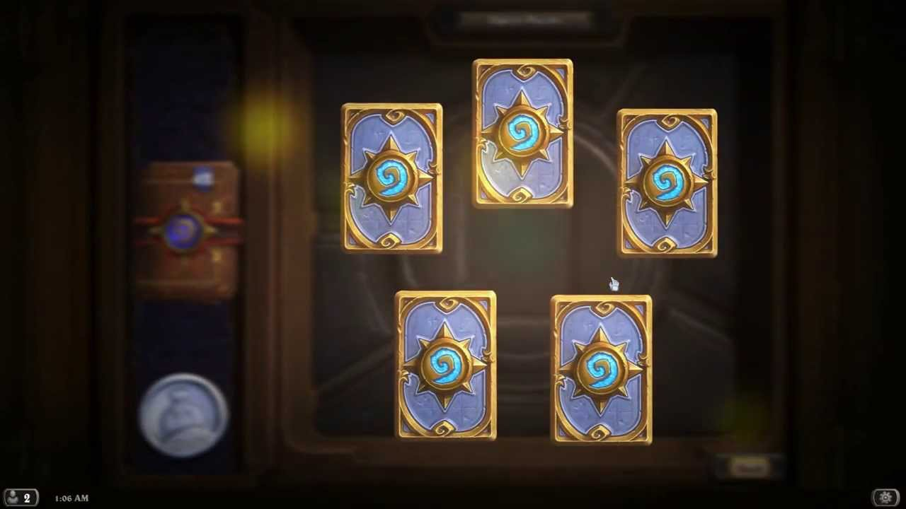 Hearthstone - Heroes of Warcraft (Booster pack)