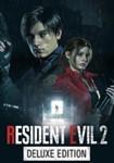 RESIDENT EVIL 2 / BIOHAZARD RE:2 - Deluxe Edition @ RU