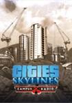 Cities: Skylines - Campus Rock (Steam key) @ RU