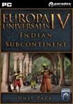 Europa Universalis IV: Indian Subcontinent Unit @ RU