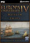 Europa Universalis IV: Muslim Ships Unit Pack @ RU