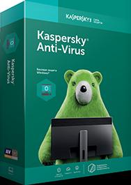 Купить Антивирус Касперского на 2 ПК на 1 год. RU