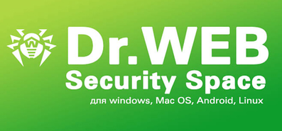 Dr.Web: 3 PC / Mac 3 mob. device for 1 year