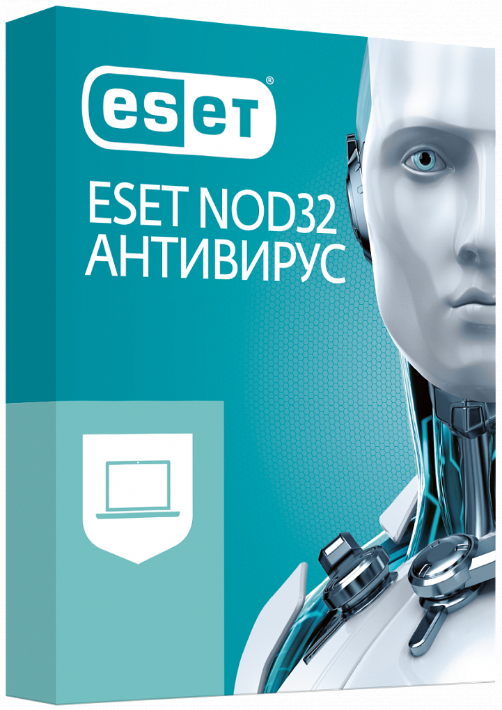 ESET NOD 32 Antivirus: renewal*: 2 years, 3 PC
