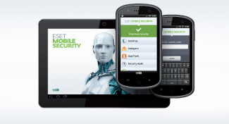 ESET NOD32 Mobile Security 3 devices for 1 year