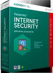 Купить Kaspersky Internet Security на 2 устройства на 1 год