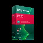 Kaspersky Internet Security на 2 устройства на 1 год RU
