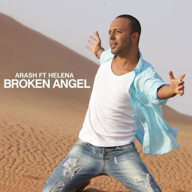 Sheet music for guitar! Arash feat Helena - Broken Angel