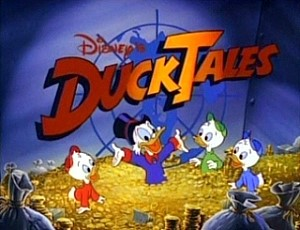Sheet music for guitar! Ducktales Theme (DuckTales)