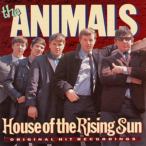 Sheet music for guitar! Animals - House of the Rising Sun