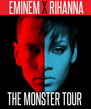 VideoTabs. Eminem ft. Rihanna – The Monster