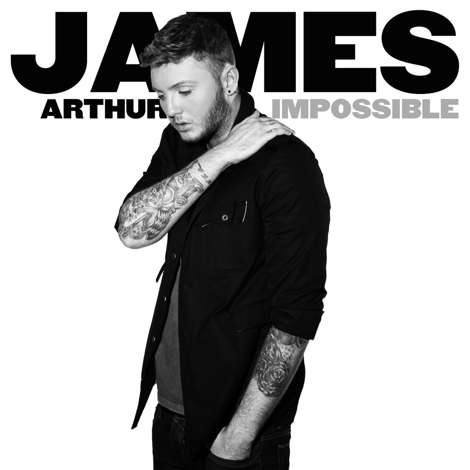 Sheet music for guitar! James Arthur - Impossible