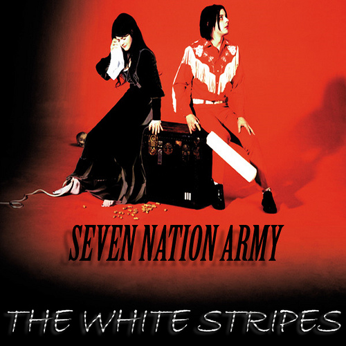 Ноты для гитары! White Stripes – Seven Nation Army