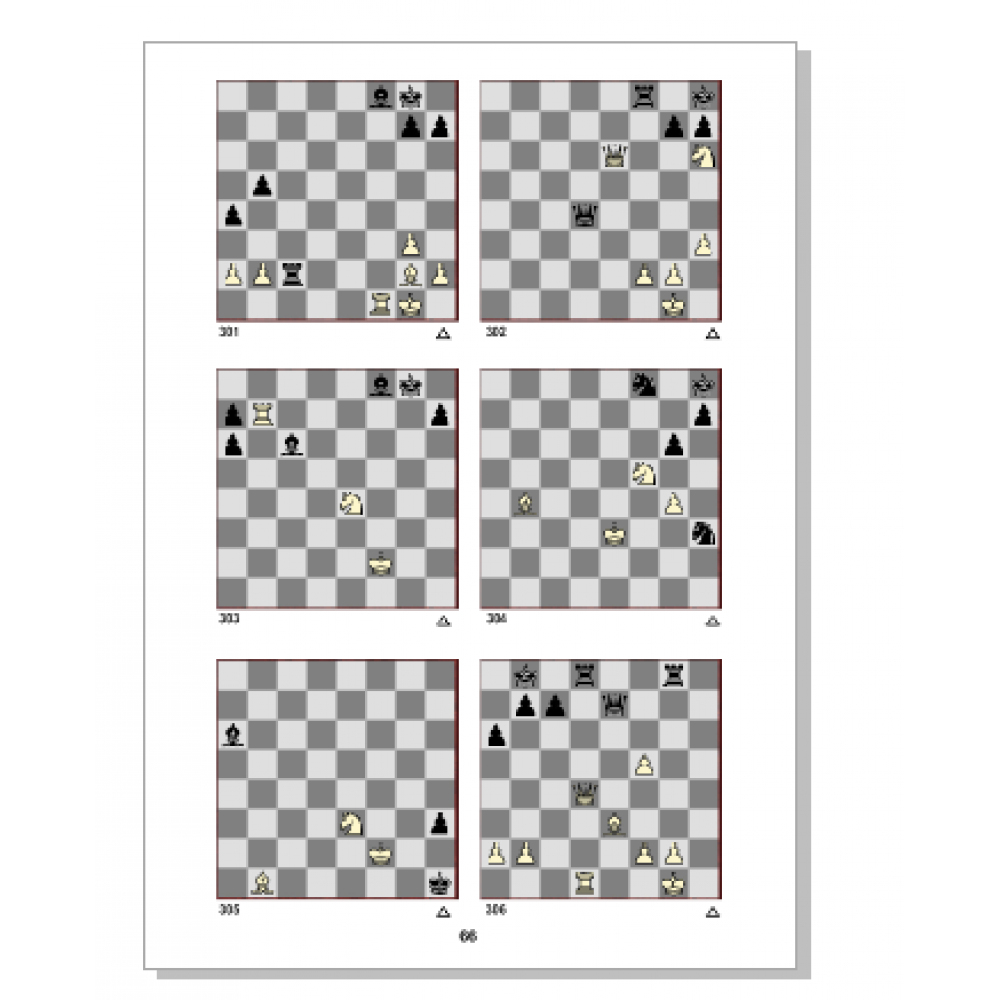 Chess tactics in electronic format