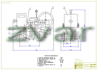 Plans welding machine TS-17