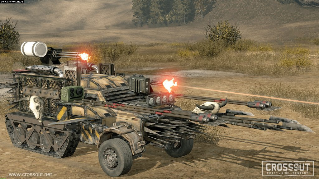 Crossout BETA Crossout account. Play now. (Region Free)