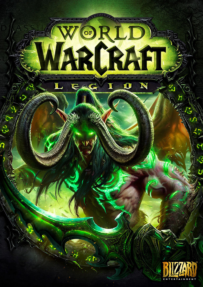World of Warcraft: LEGION (RU/CIS) + 100 LVL + BONUS