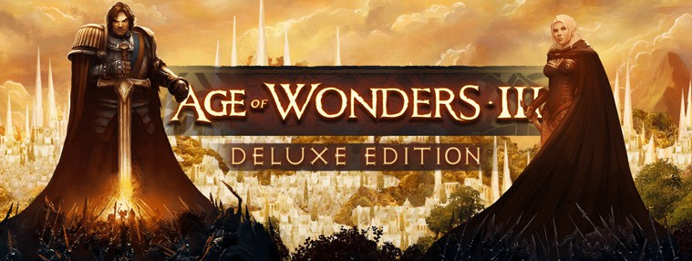 Age of Wonders III - Deluxe edition КЛЮЧ + ПОДАРКИ