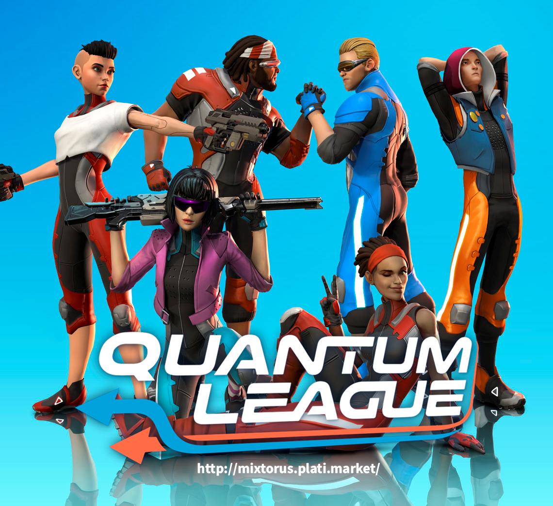 Фотография quantum league  (steam key | region free)