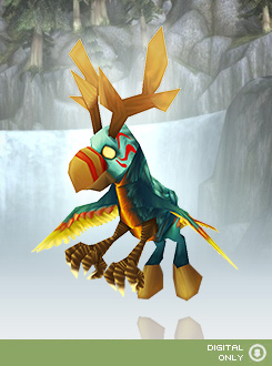 Cenarion Hatchling - (pet hippogriff) RU and EU + SCAN immediately