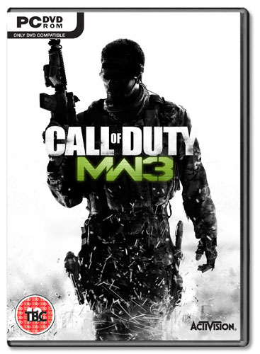 Call of Duty. Modern Warfare 3. Steam