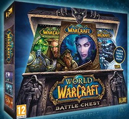 WoW-BattleChest EURO- (CD-key + TBC + WotLK)
