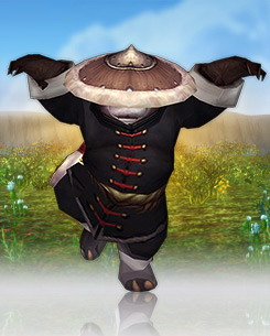 Pandaren Monk (Kung Fu Panda) -RU and EU + SCAN