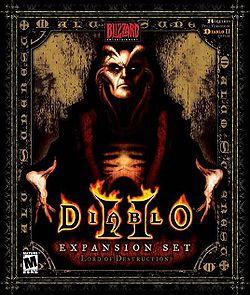 Diablo 2 + Diablo 2_Lord of Destruction (2 в 1) СКАН