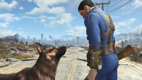 Fallout 4 (SteaM Gift) (RU+CIS)