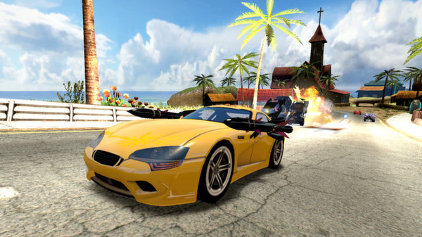 Carnage Racing (SteaM Gift / ReGion Free)