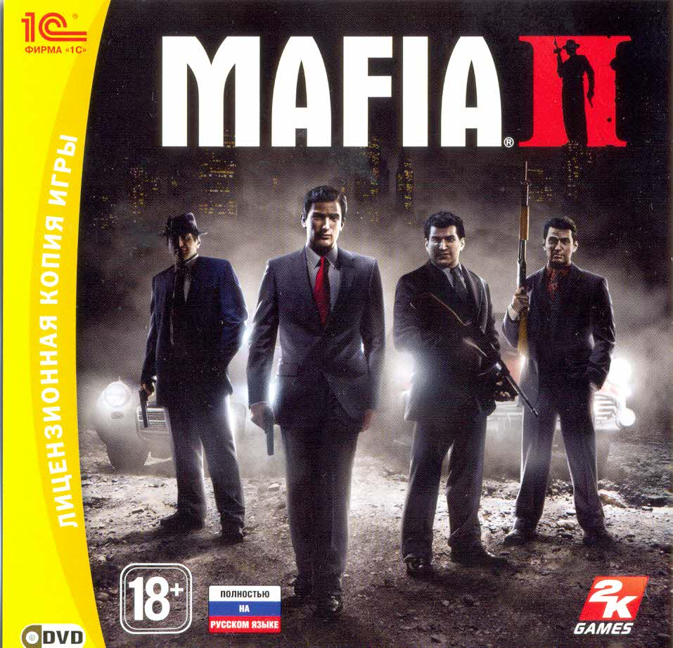 Mafia 2 - Steam CD-Key - 1C \\ Softklab (Scan directly)