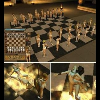 Chess 3D Erotic / LoveChess - Age Of Egypt v. 2.29