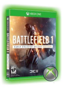 Battlefield 1 (Xbox one) Beta - KEY