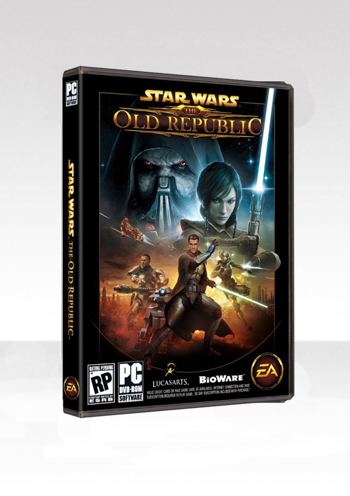 Star Wars:The Old Republic+Knights of the Fallen Empire