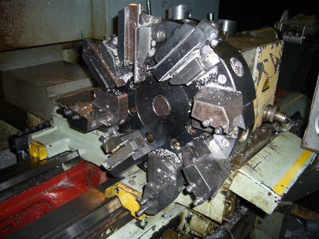 Diploma manufacturing process Shaft Gearbox