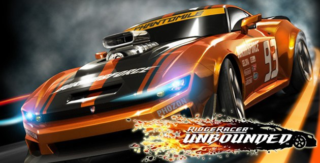 Ridge Racer ™ Unbounded (Steam account)