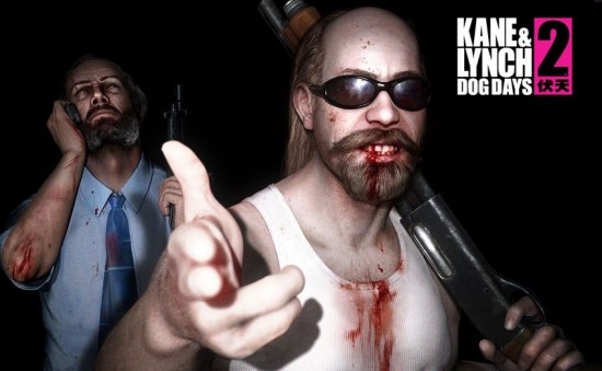 Kane & Lynch 2: Dog Days (Steam akkaunt)