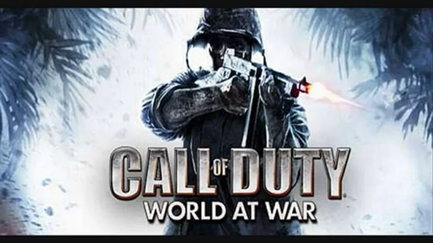 Call of Duty: World at War  (Steam account)