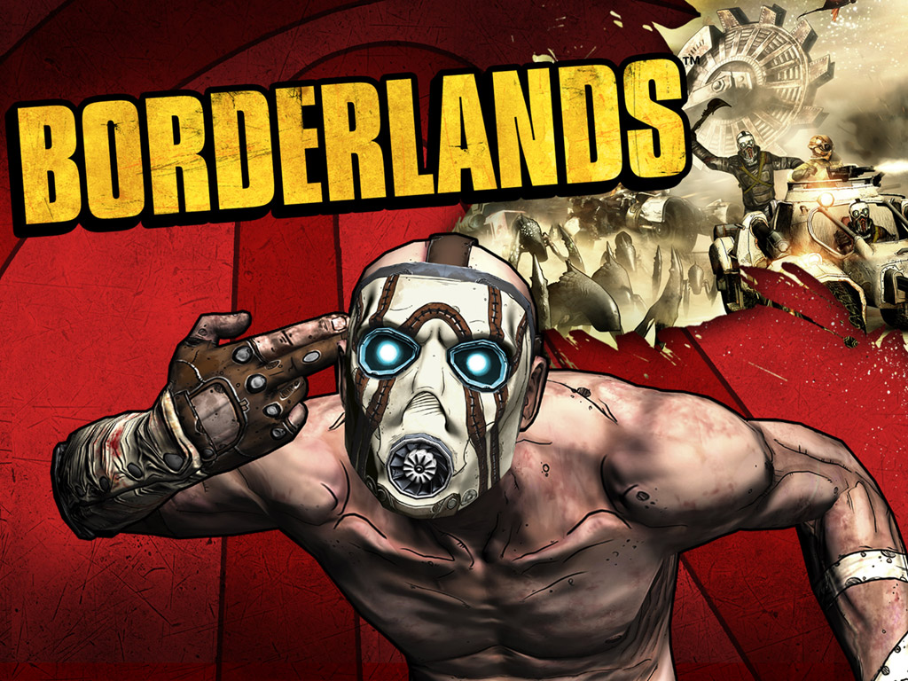 Borderlands  (Steam аккаунт)