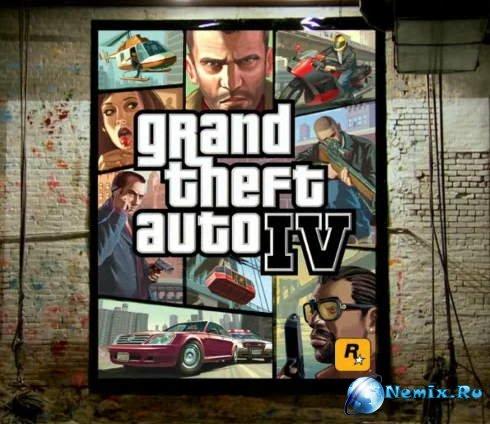 GTA 4 (Grand Theft Auto 4 steam account)