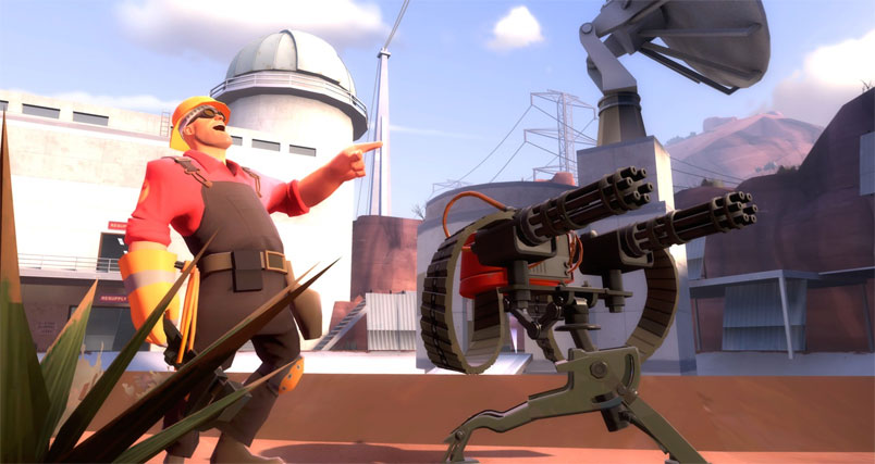 Team Fortress 2 (Steam Account)
